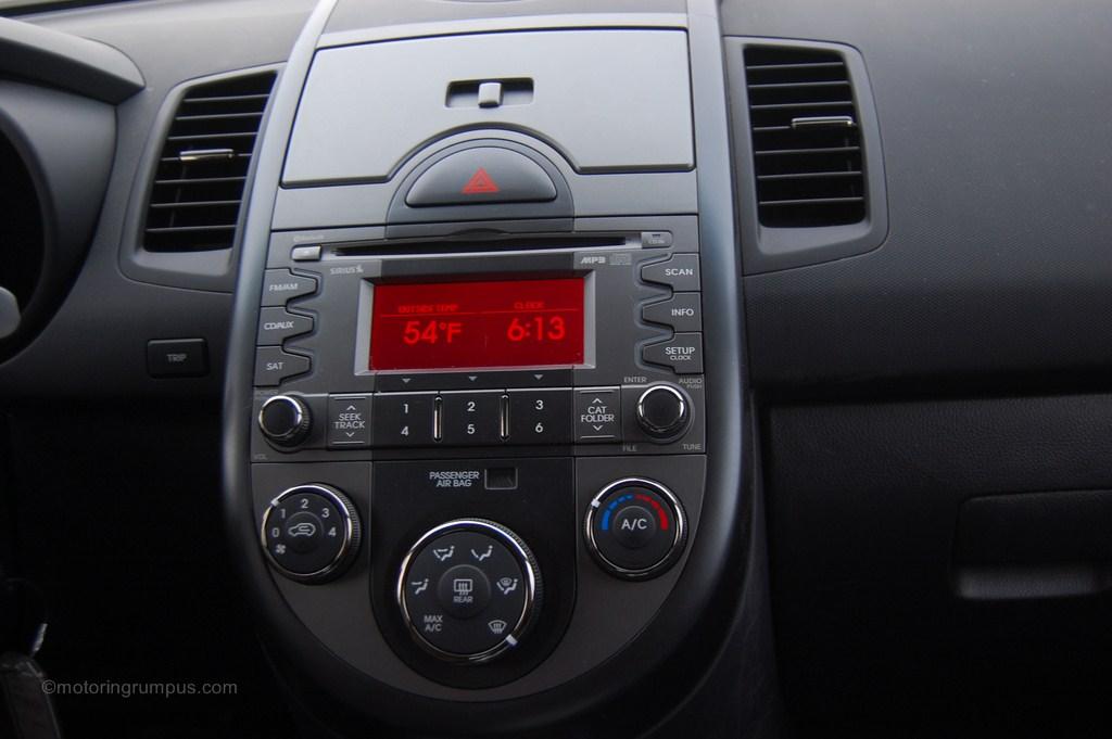 2011 Kia Soul >> 2011 Kia Soul Radio - Motoring Rumpus