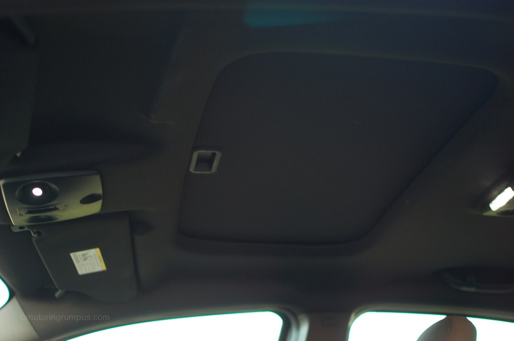 2012 Chrysler 200 Dark Headliner And Sunroof Motoring Rumpus