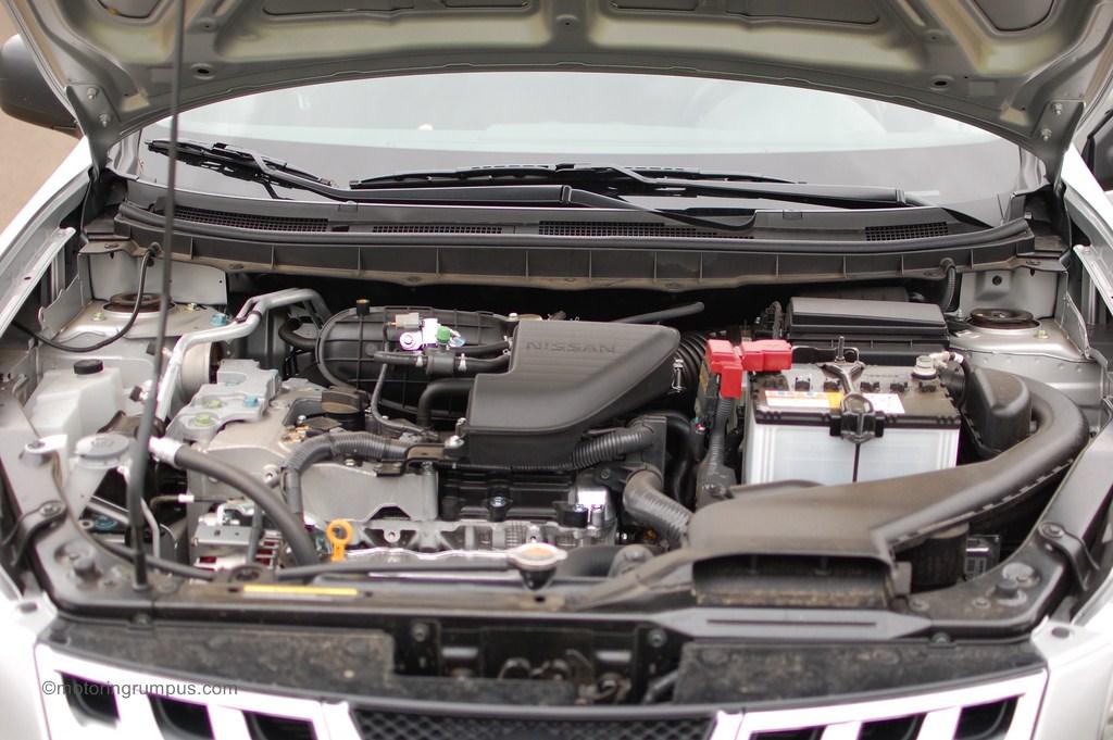 2012 Nissan Rogue Engine 2.5L 4 Cylinder QR25DE