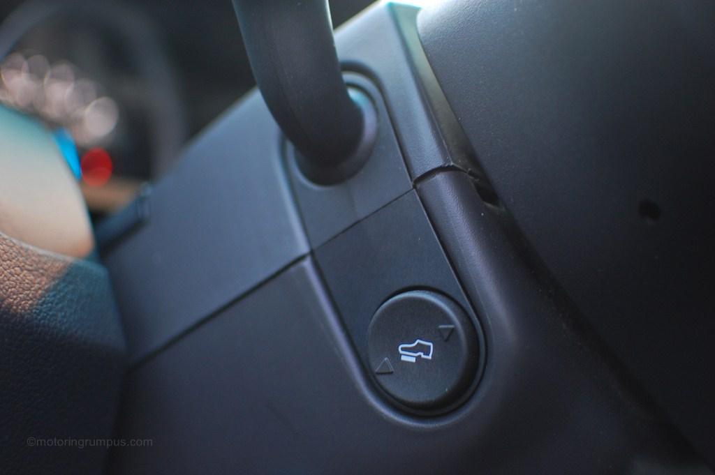 2013 Ford Explorer Power Adjustable Pedals Motoring Rumpus