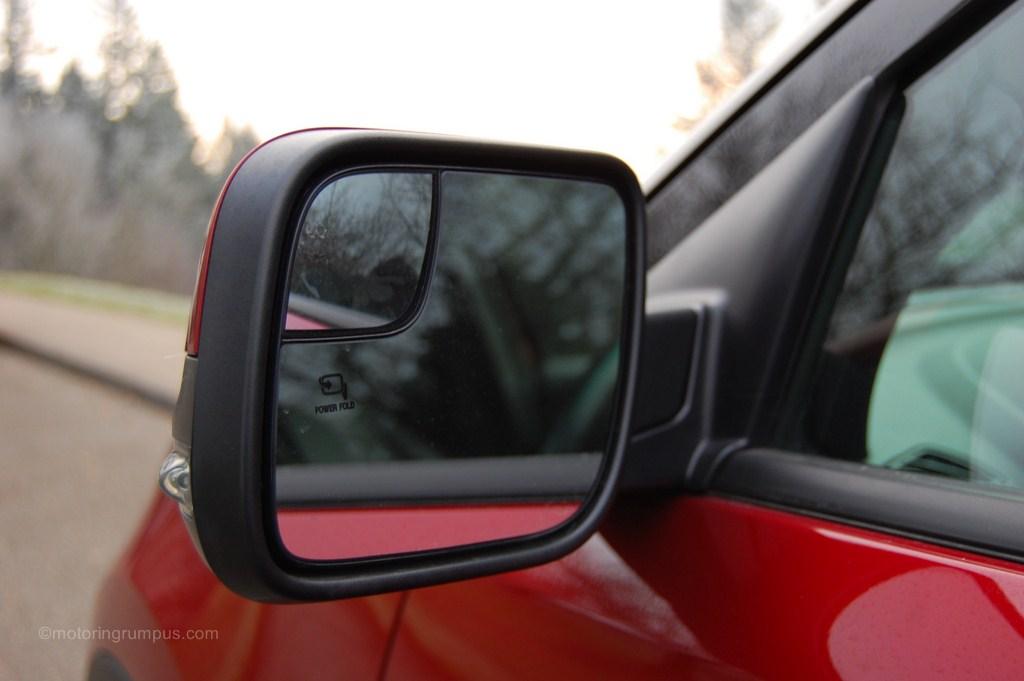 2013 Ford Explorer Power Folding Mirrors Motoring Rumpus