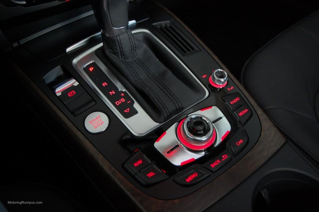 2014 Audi A4 MMI Controller