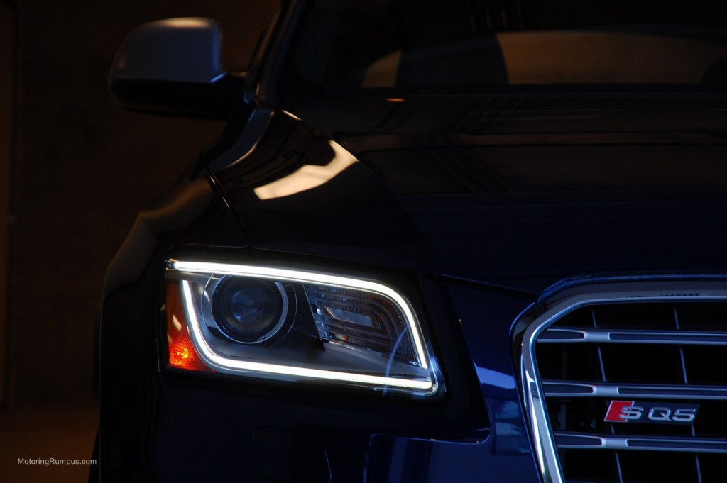 2014 Audi SQ5 LED DRL