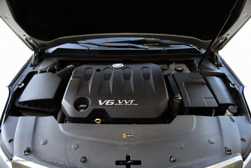 2014 Cadillac XTS 3.6L V6 Engine
