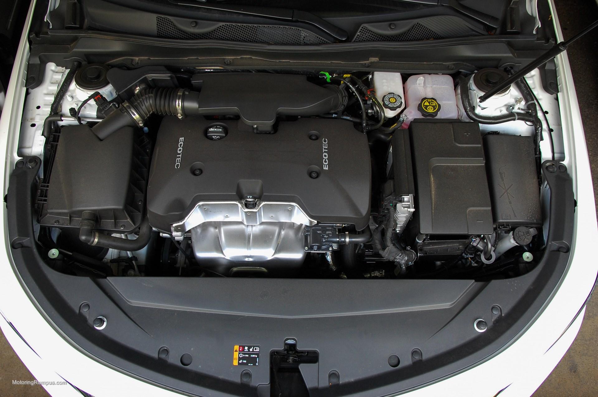 2014 Chevy Impala Ecotec 2 5l 4-cylinder Engine