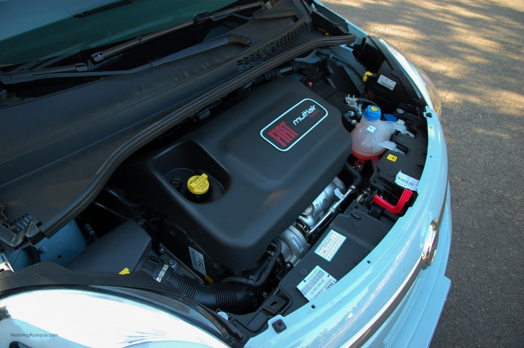 2014 FIAT 500L 1.4L I4 MultiAir Engine