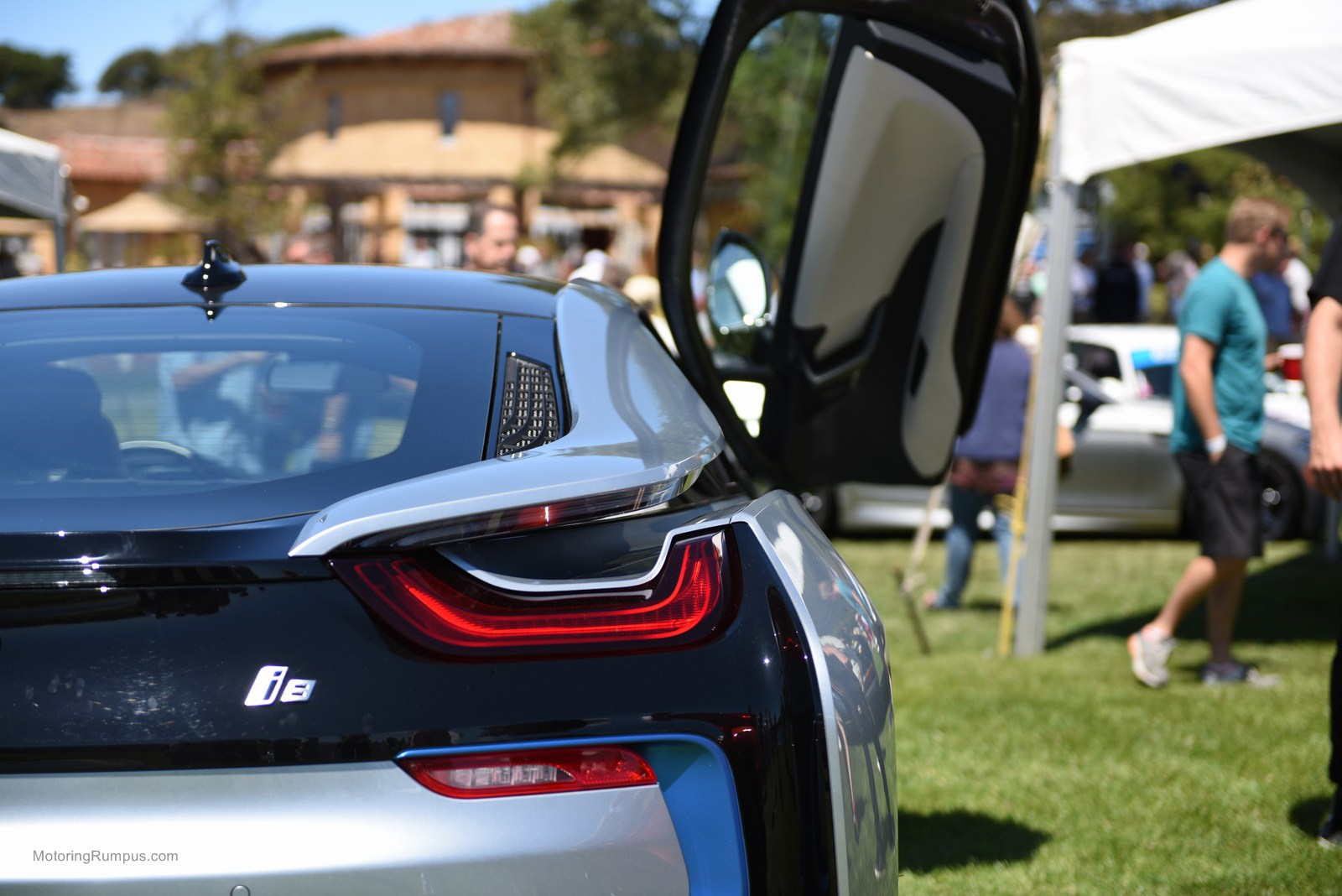 2014 Legends Of The Autobahn Bmw I8 Tail Light Motoring Rumpus