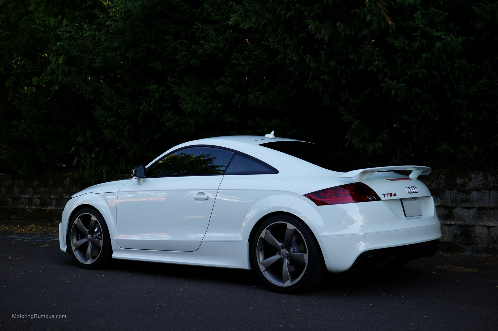 2013 Audi TT RS Review - Motoring Rumpus