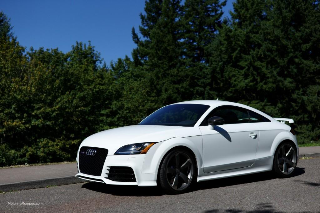 2013 Audi TT RS Review - Motoring Rumpus