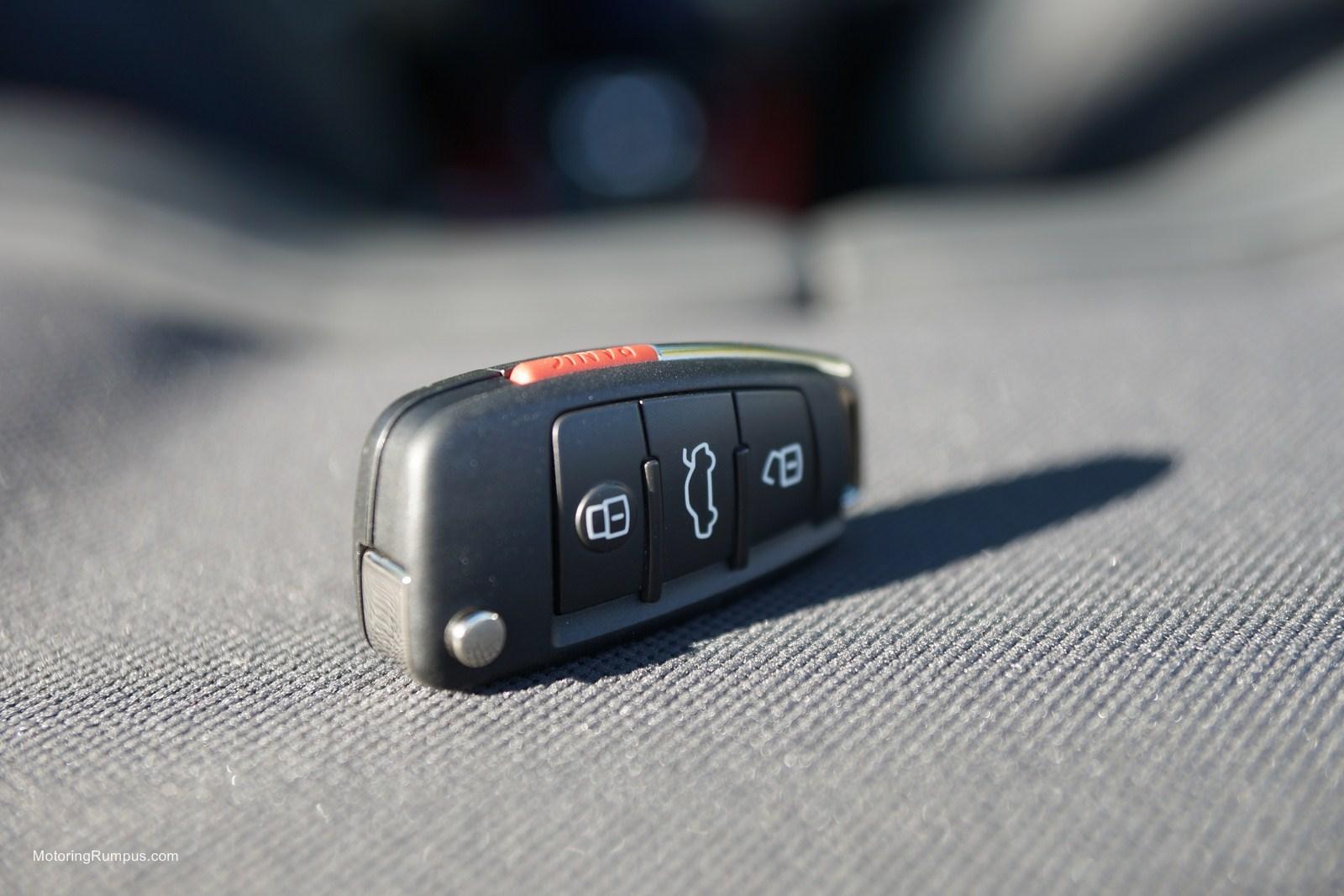 2013 Audi Tt Rs Key Motoring Rumpus
