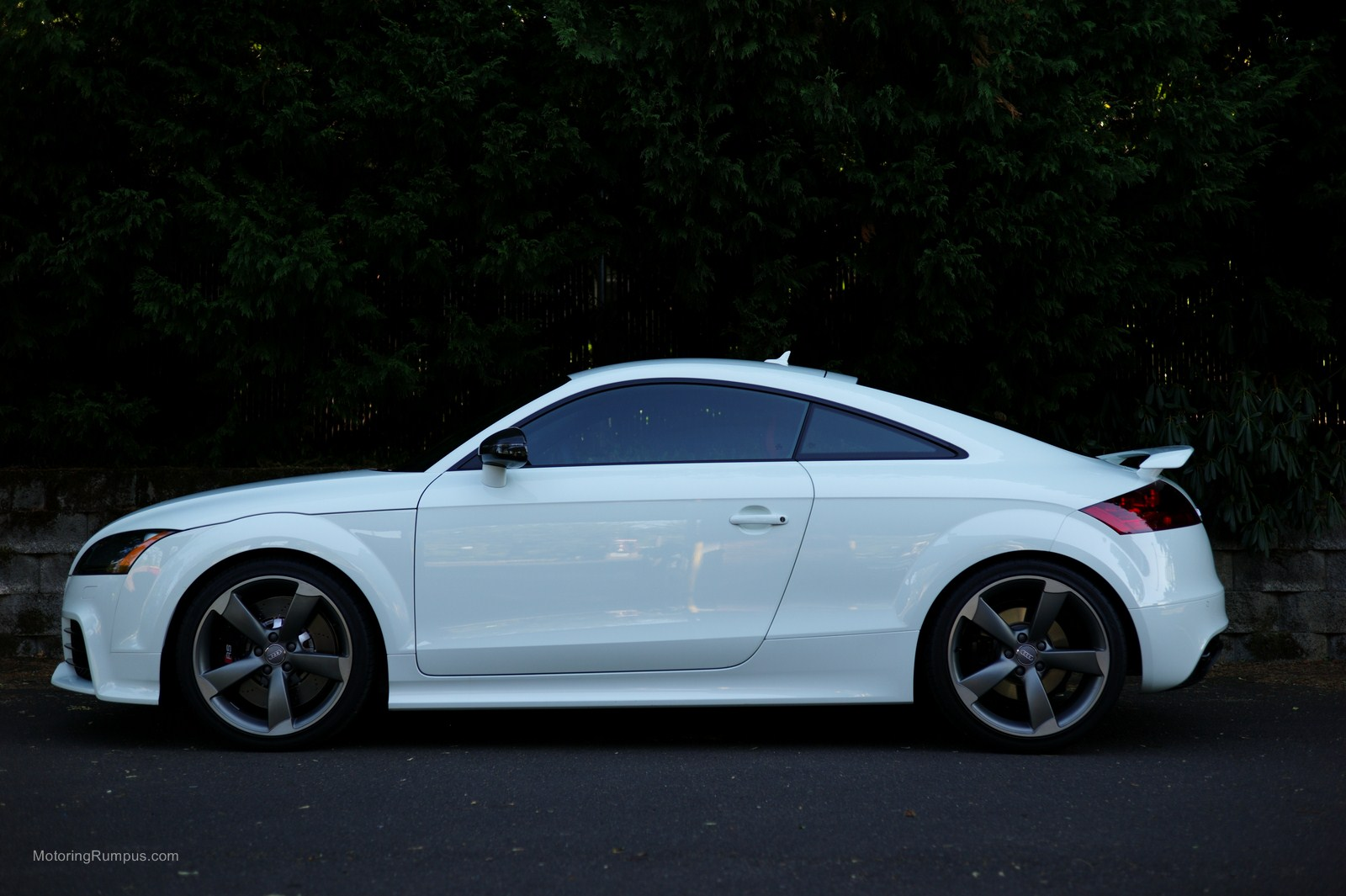 2013 Audi Tt Rs Side Motoring Rumpus