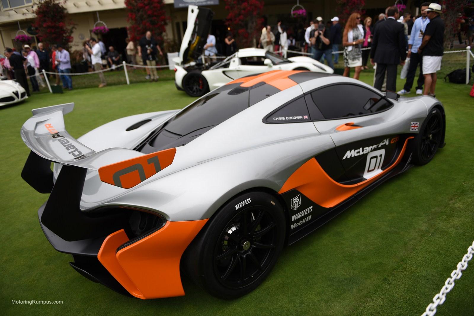 http://motoringrumpus.com/wp-content/uploads/2014/11/2014-Pebble-Beach-Concours-dElegance-2016-McLaren-P1-GTR-Design-Concept.jpg