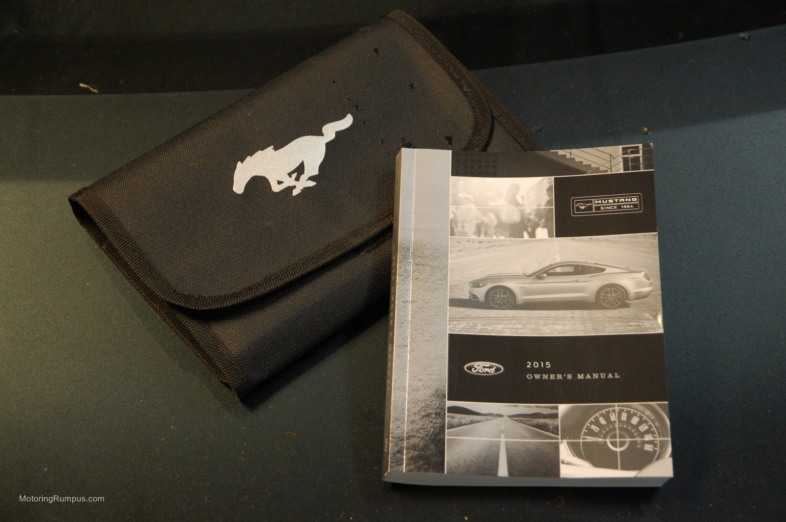 2015 Ford Mustang Owner's Manual