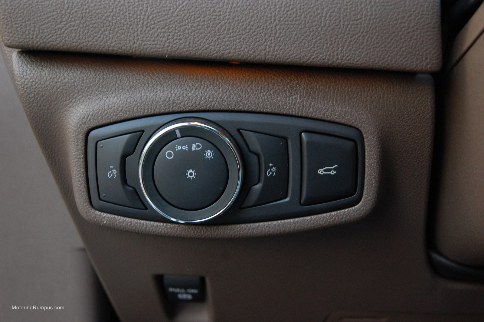 2015 Lincoln Mkc Headlight Switch Motoring Rumpus