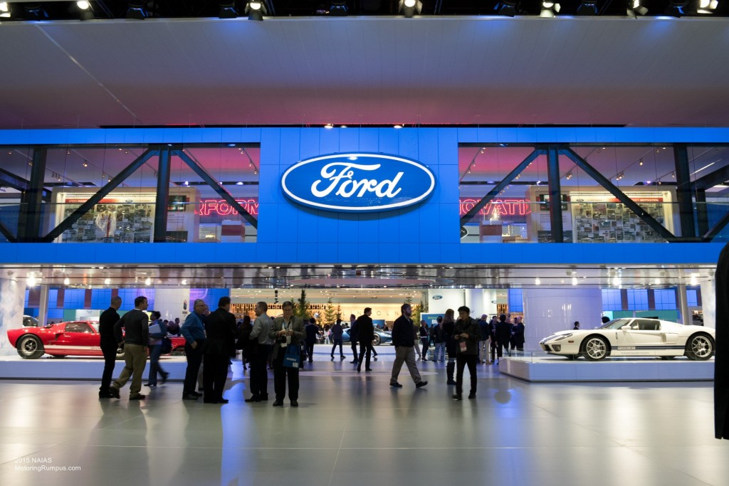 2015 NAIAS Ford
