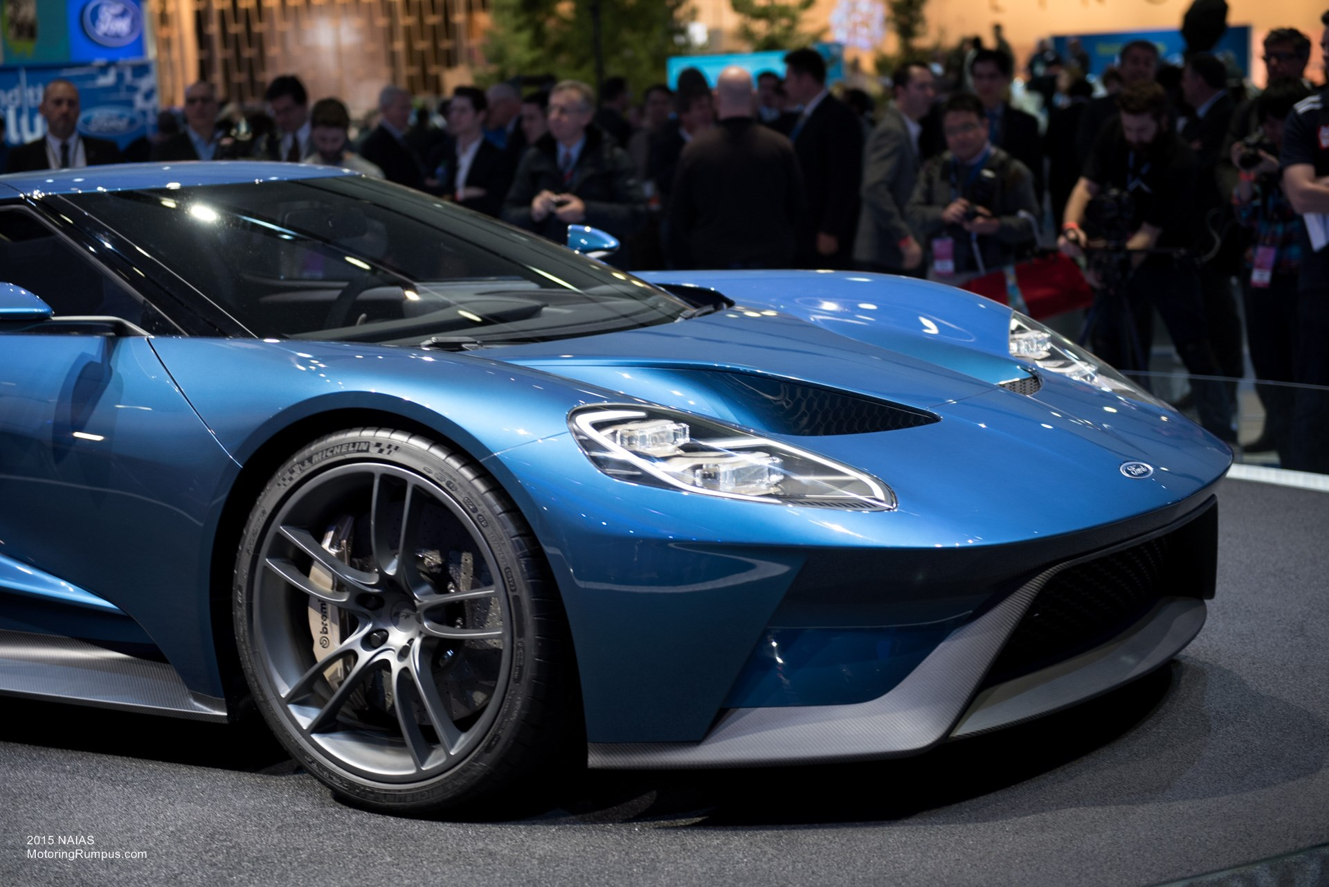 3200x2000 blue ford gt - photo #9