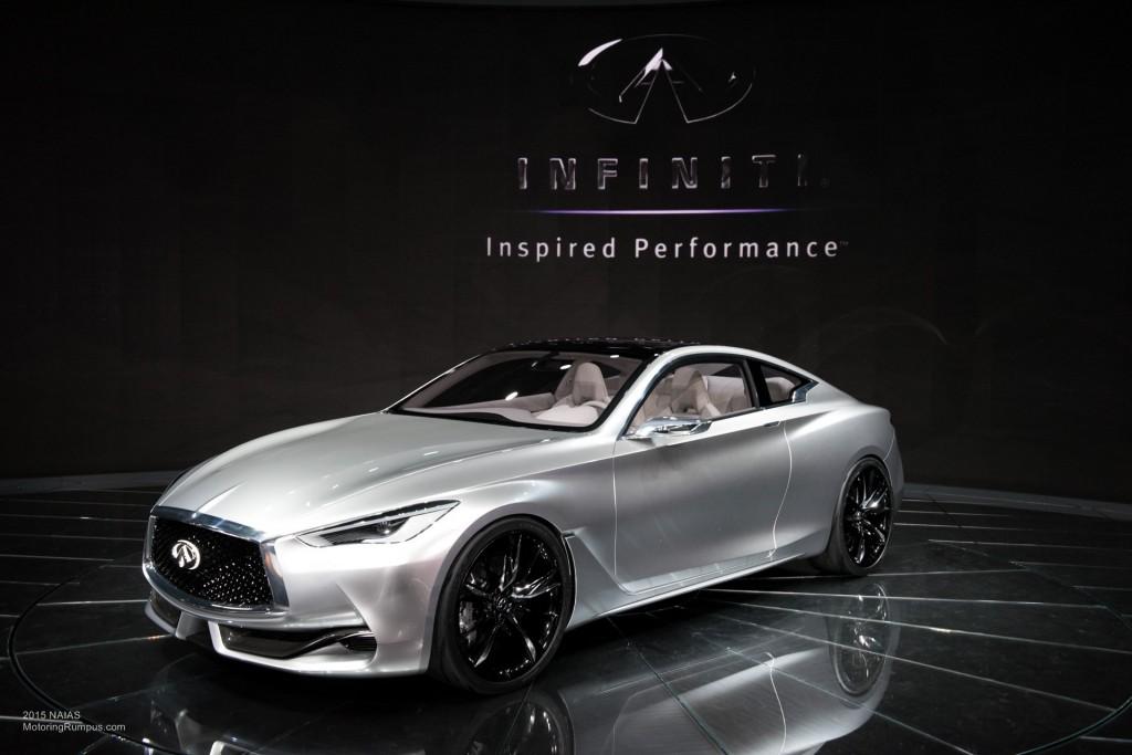 2015 NAIAS Infiniti Q60 Concept