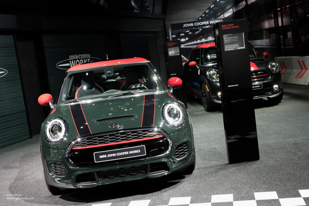 2015 NAIAS Mini
