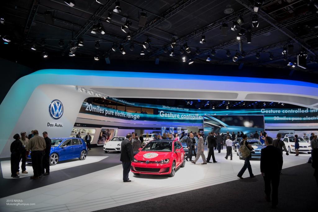 2015 NAIAS Volkswagen
