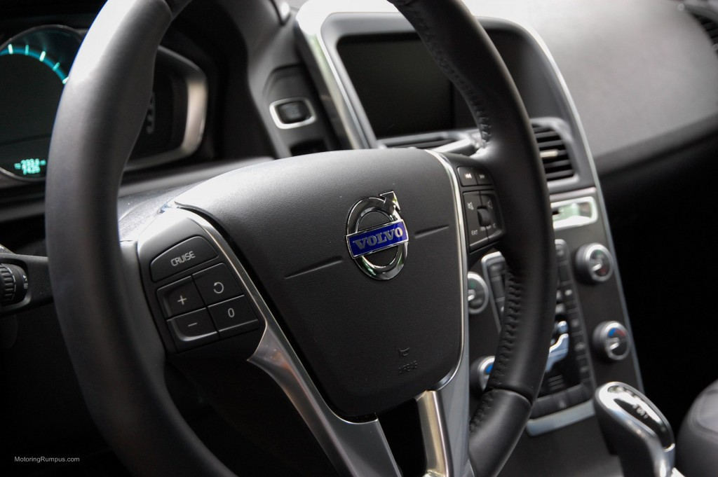 2015 Volvo XC60 Steering Wheel