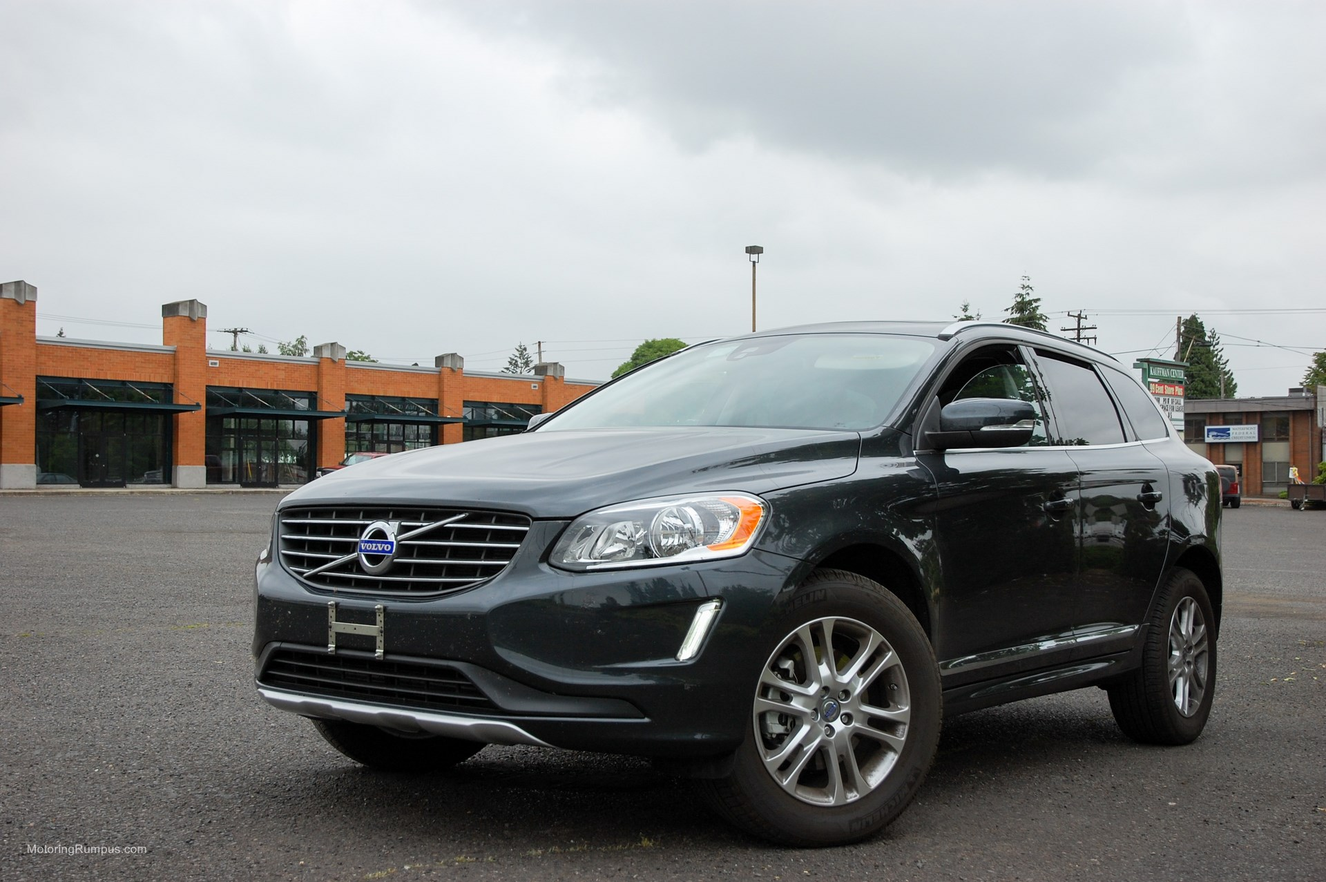 2015 volvo xc60 rear and side view volvo xc60 gas mileage 2015 volvo