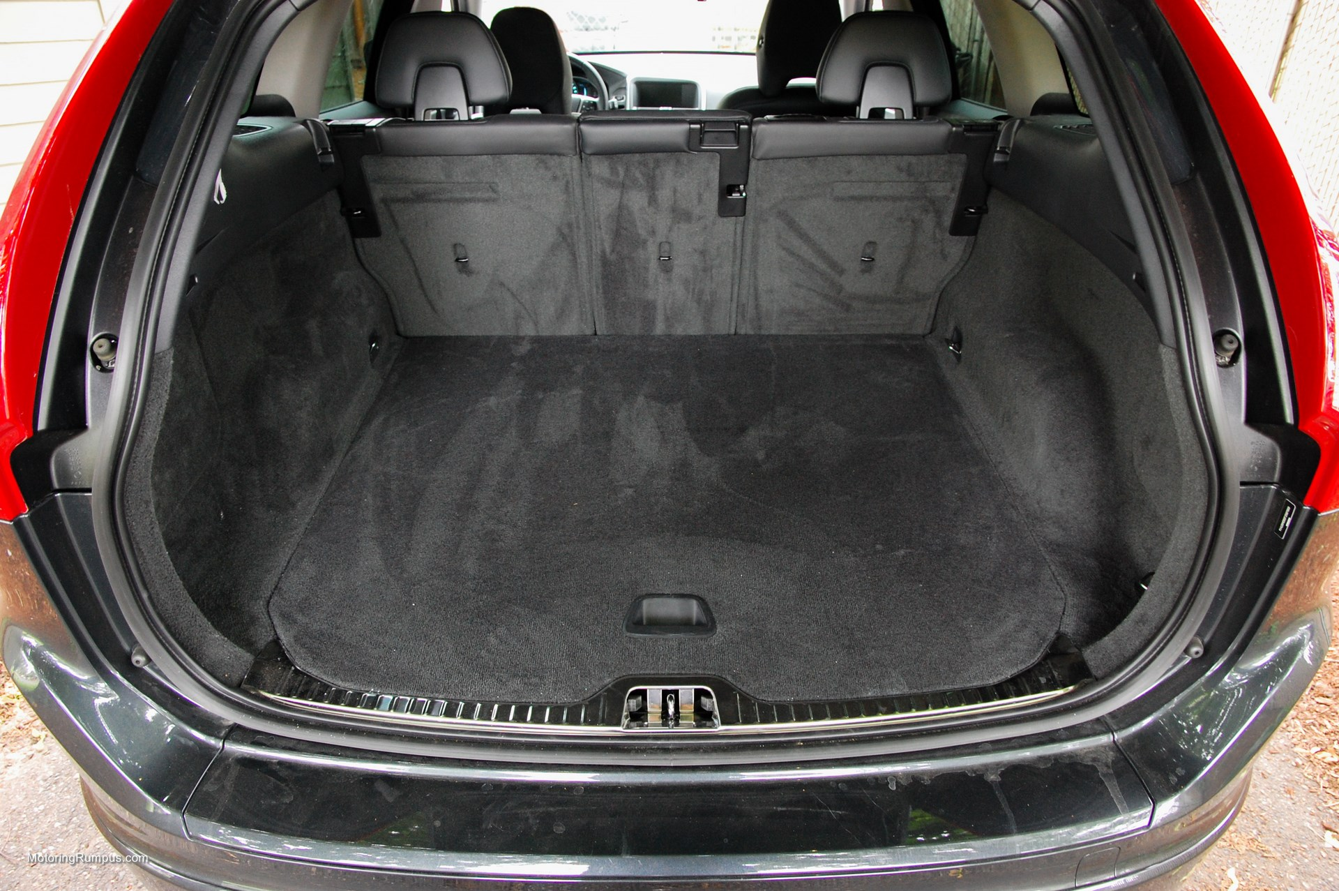 2015 Volvo Xc60 Trunk Motoring Rumpus