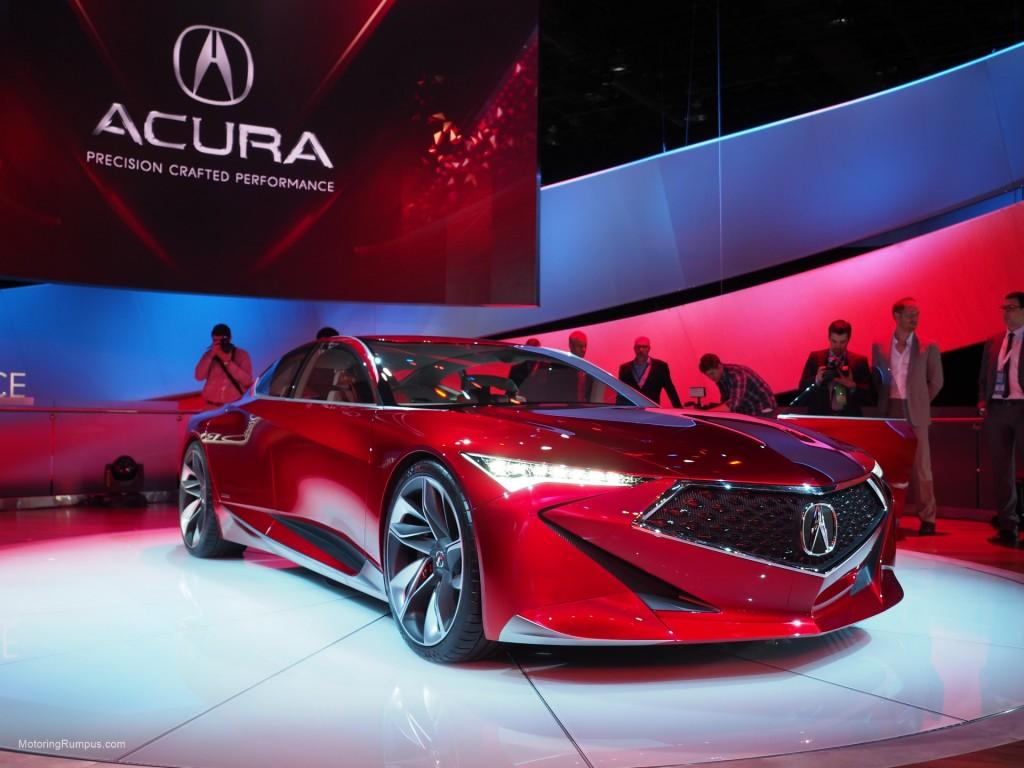 2016 NAIAS Acura Concept
