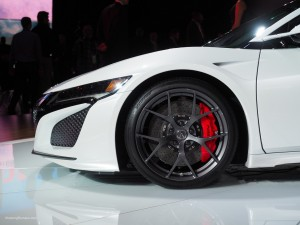 2016 NAIAS Acura NSX Wheel