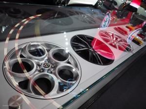 2016 NAIAS Alfa Romeo 4C Wheels