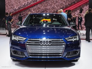 2016 NAIAS Audi A4 Front