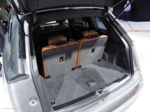 2016 NAIAS Audi Q7 Trunk