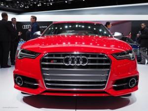 2016 NAIAS Audi S6 Front