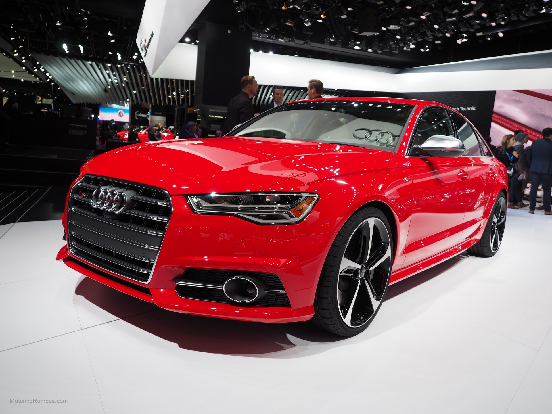 2016 Naias Audi S6 Motoring Rumpus