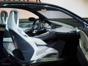 2016 NAIAS Buick Avista Concept Interior