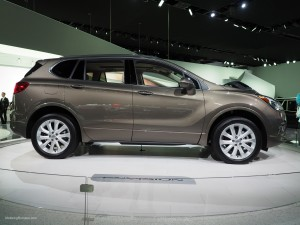 2016 NAIAS Buick Envision Side