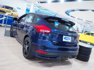 2016 NAIAS Ford Focus ST