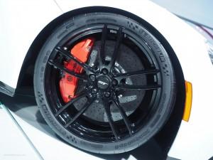 2016 NAIAS Ford GT Brembo Brakes