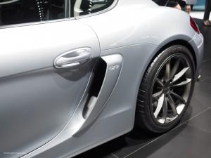 2016 NAIAS Porsche Cayman GT4 20-inch Wheel