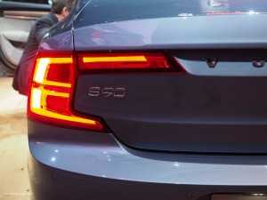 2016 NAIAS Volvo S90 Tail Light