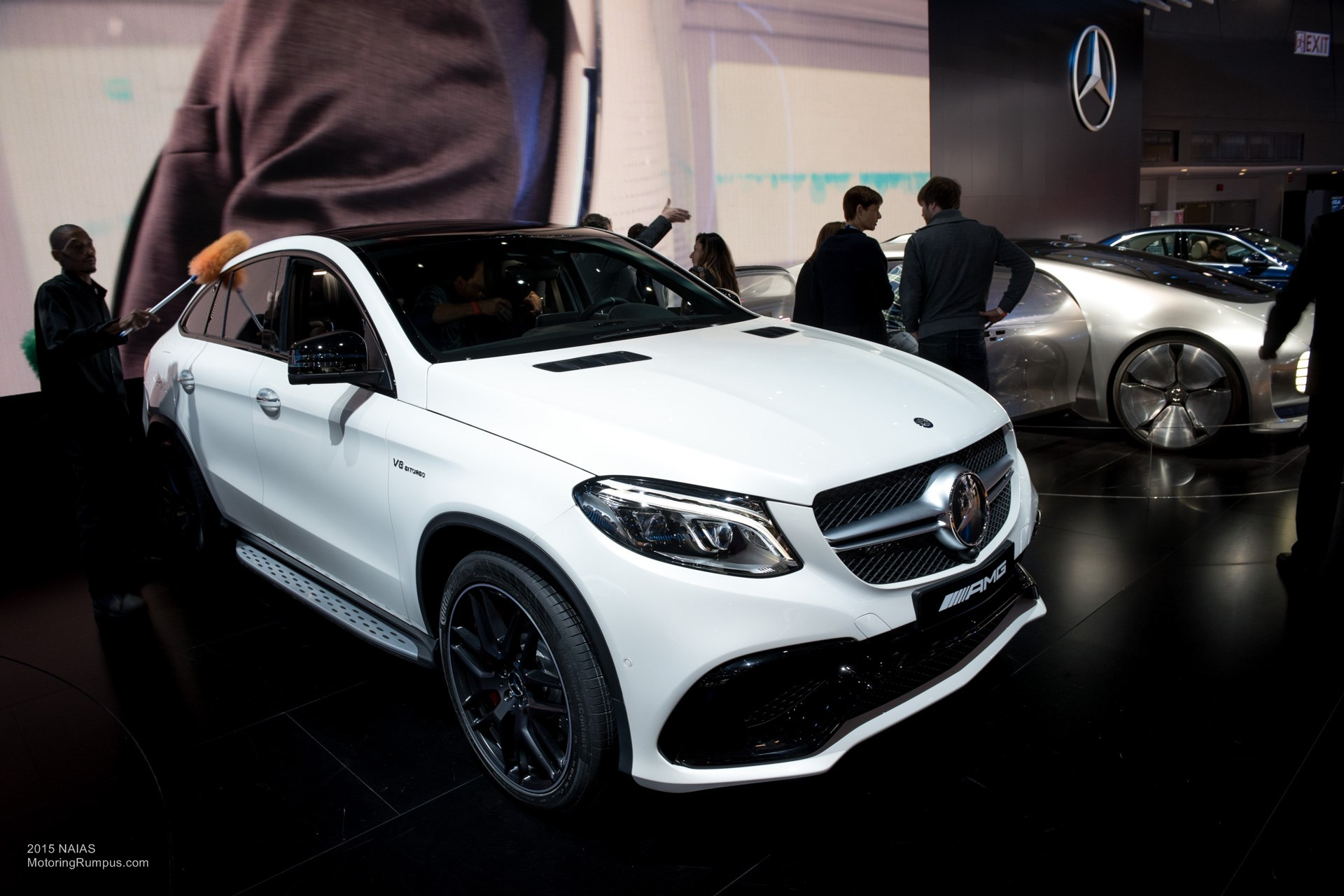 Mercedes Amg Gle 63 S Coupe Motoring Rumpus