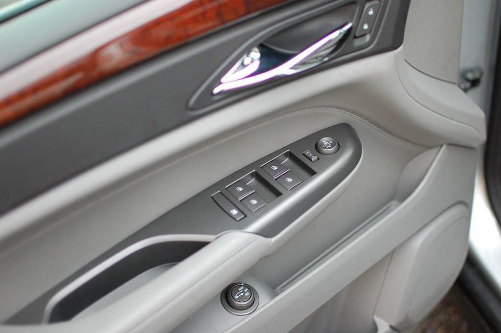 2012 Cadillac SRX Driver Door Switches