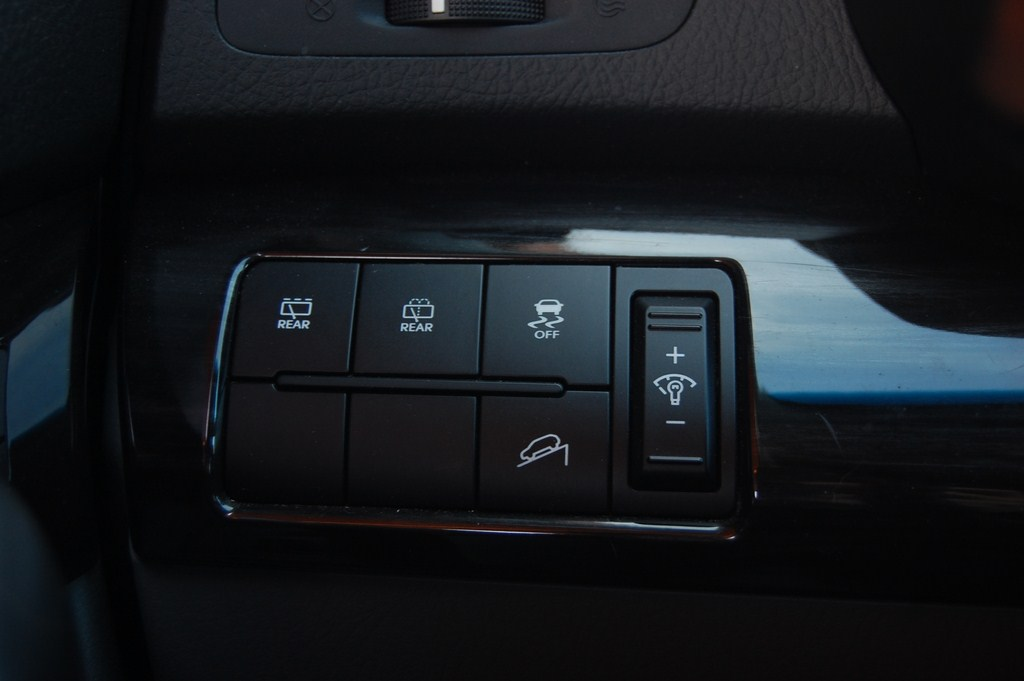 Driver switches