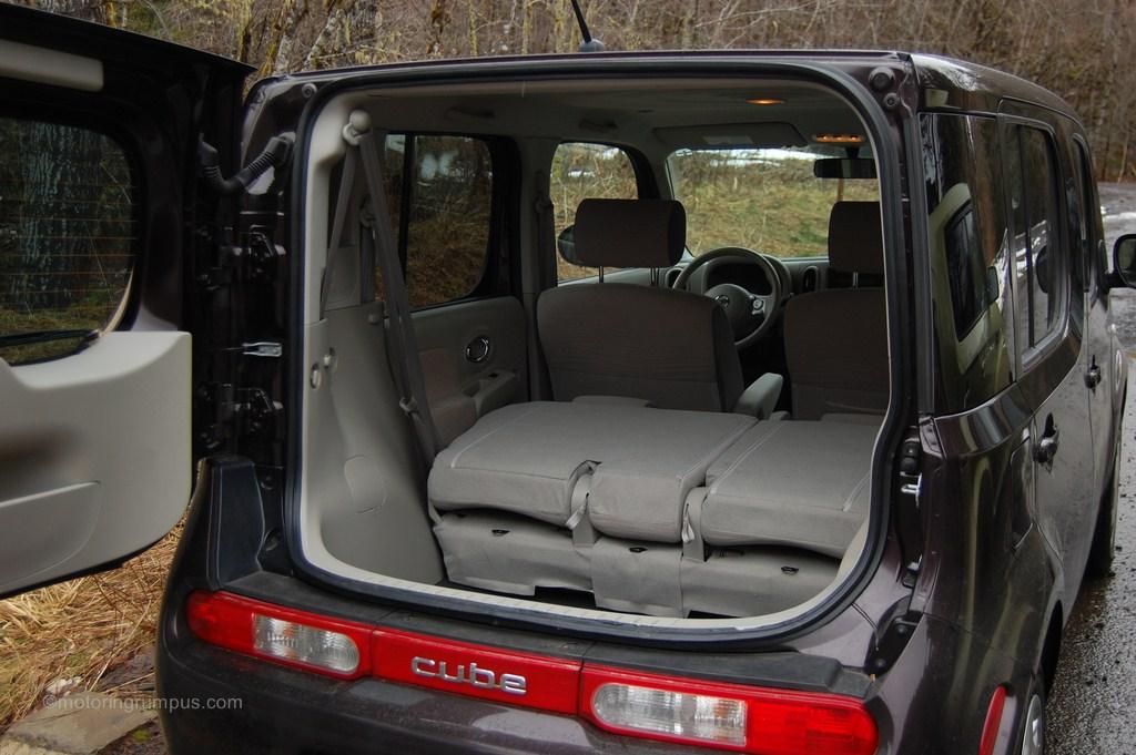 2011 Nissan Cube Photo Gallery | Motoring Rumpus
