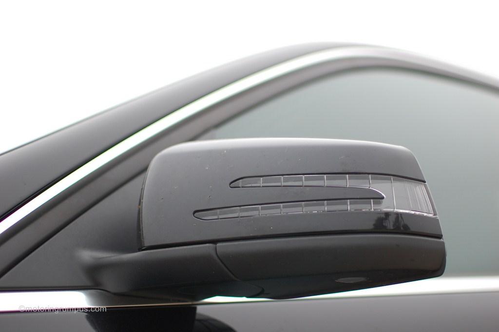 2012 Mercedes-Benz C250 Mirror Turn Signal