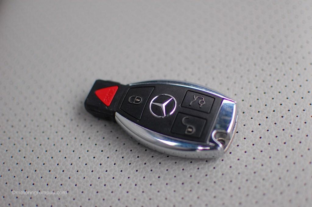 2012 Mercedes-Benz C250 SmartKey Key Fob