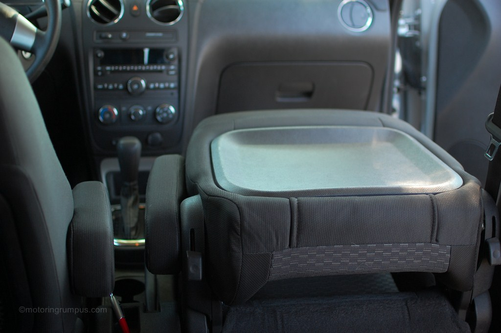 2011 Chevy HHR Folding Front Seat