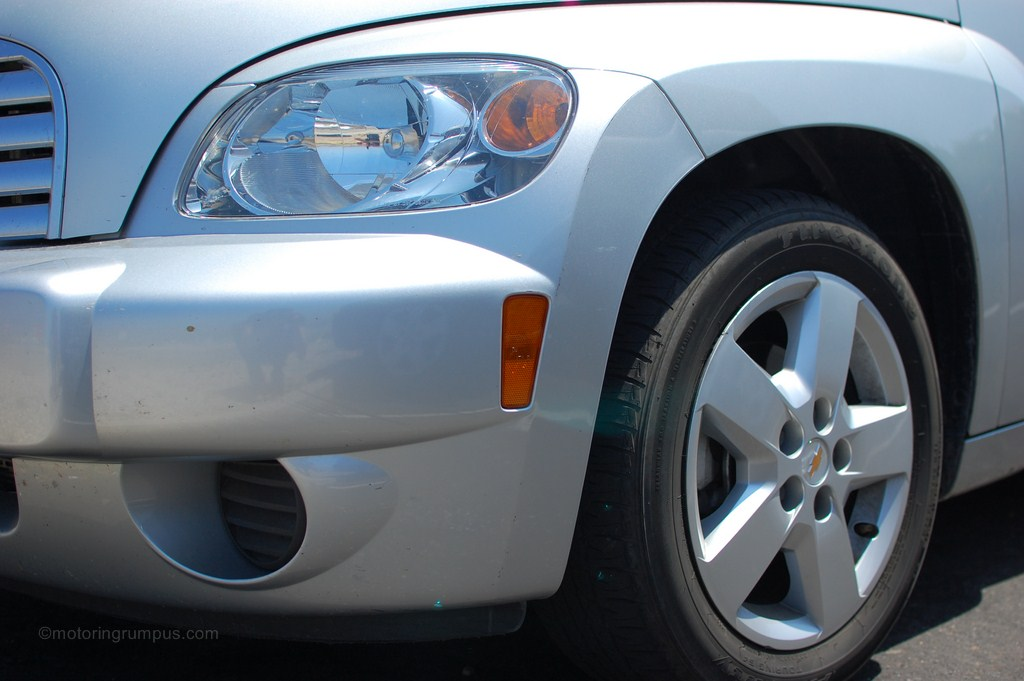 2011 Chevy HHR LT 16-inch Wheel