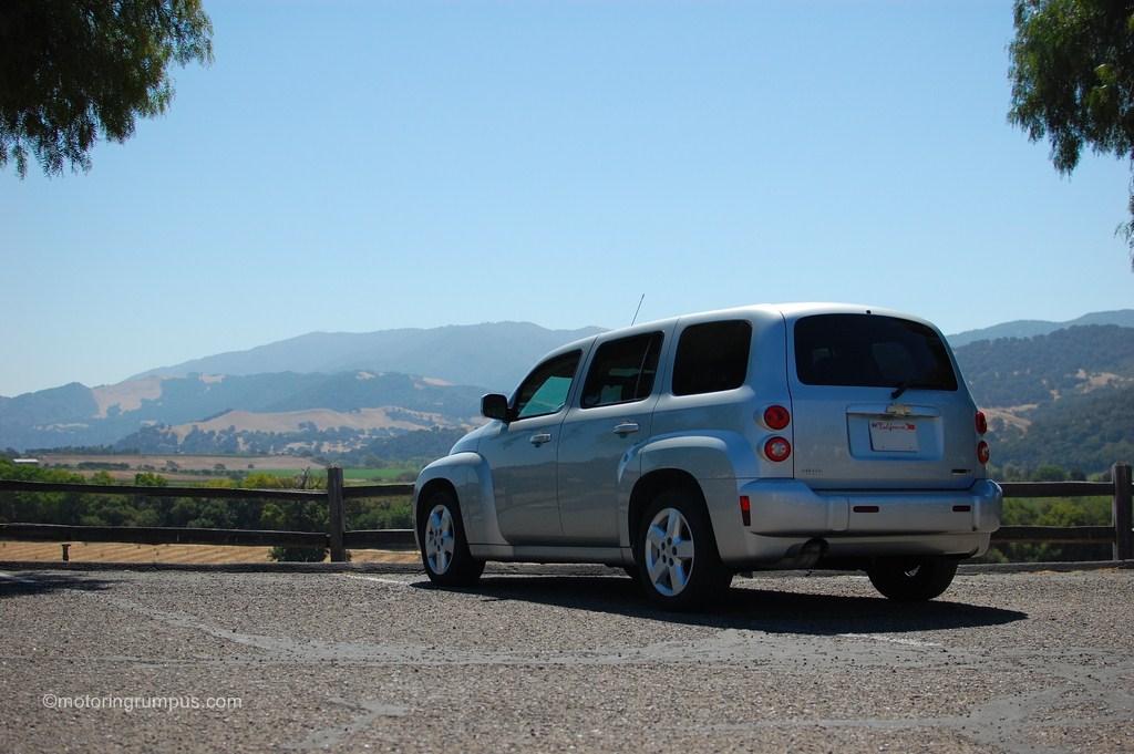 2011 Chevy Hhr Review Motoring Rumpus