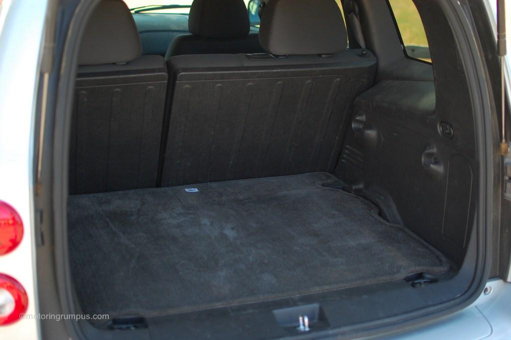 2011 Chevy HHR Trunk