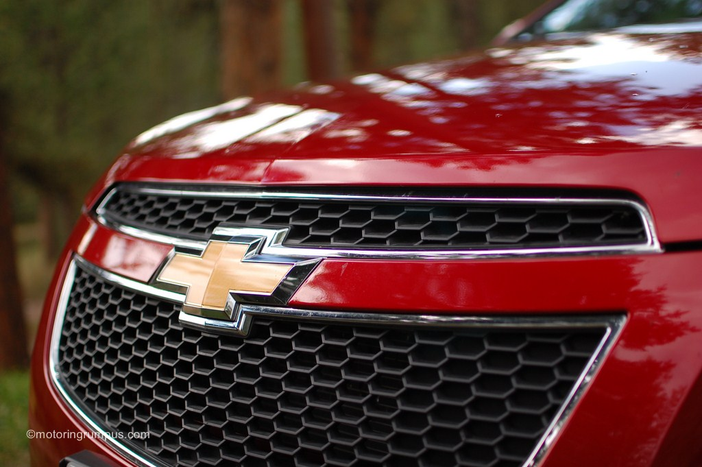 2012 Chevy Cruze Grille